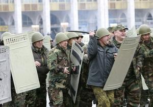 Кыргызстан объявил частичную мобилизацию