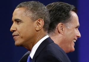Еще один опрос показал преимущество Ромни