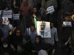 В Тегеране проходит митинг в память о жертвах акций протеста
