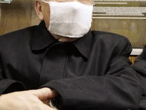 В Запорожье мужчина в марлевой повязке ограбил банк