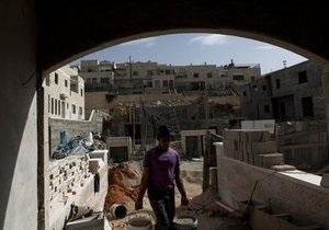Строительство поселений в Иерусалиме: Встреча Обамы с Нетаньяху не устранила разногласия