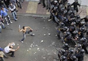 В религиозных столкновениях в Египте погибли десять человек