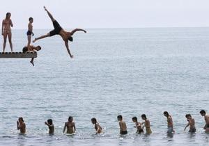 новости Киева - пляжи - купание - В Киеве запретили купаться в 50 водоемах