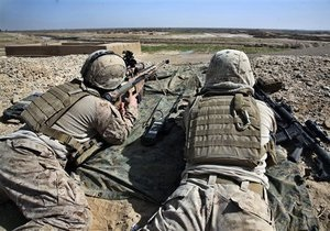 НАТО потеряло еще шесть военных в Афганистане