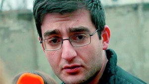 Саакашвили освободил сына первого президента Грузии, осужденного за попытку убийства
