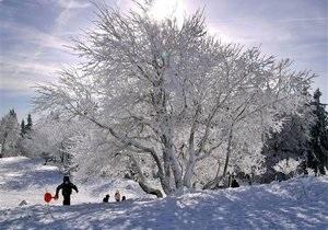Прогноз погоды на четверг, 16 декабря
