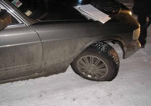 В Хмельницкой области сотрудники ГАИ применили оружие, чтобы задержать нетрезвого водителя