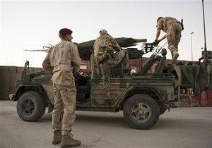 Военные ISAF освободили американского врача, похищенного талибами