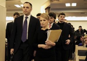 Тимошенко готова принять объективное решение Высшего админсуда