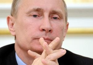 Путин подписал закон о НКО - иностранных агентах