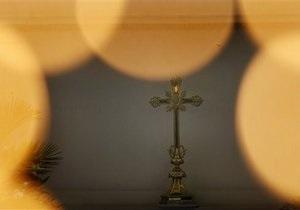Опора: Агитация на выборах через церковь - тренд этих выборов
