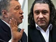 Жириновский устроил драку на предвыборных дебатах
