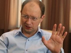 Яценюк: Этот парламент будет распущен