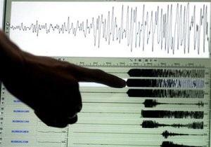 В районе Каймановых островов произошло сильное землетрясение