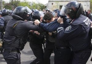 Свобода заявляет, что власти готовят масштабные провокации во Львове 9 мая