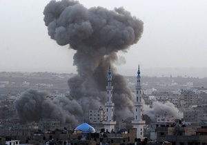 В секторе Газа ранены шесть палестинских журналистов
