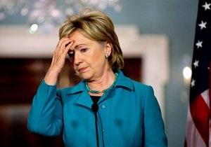 Пекин обвинил Клинтон во вмешательства во внутренние дела Китая