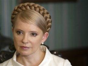 Тимошенко объяснила, почему с анекдотами в политике надо быть осторожнее