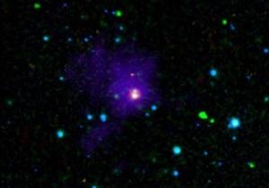 Ученые обнаружили планету-комету
