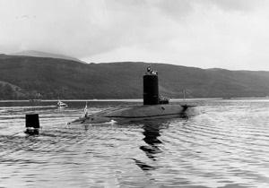 Британец опубликовал секретную информацию о похищении подлодкой советского аппарата