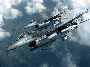 Турецкая авиация бомбардировала позиции курдов в Северном Ираке