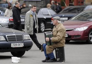 Перепись-2012: Азаров обещает украинцам вопрос о доходах