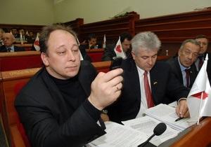 Ъ: Во фракции БЮТ в Киевсовете появился второй председатель