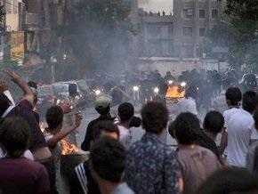 Полиция Ирана арестовала 457 участников акций протеста