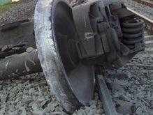 На шахте в Днепропетровской области перевернулись три вагона