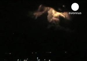 Израиль нанес ракетный удар по научно-исследовательскому центру в Дамаске