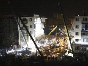 Взрыв в Евпатории: Кабмин выделил 70 млн гривен