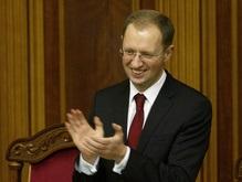 Сегодня Яценюк примет участие в спецпроекте на 1+1