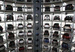 Корреспондент: Топ 15 автоновинок украинского рынка 2012 года