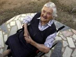 Скончалась старейшая жительница Земли