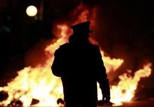 В Гамбурге уличные гуляния закончились беспорядками