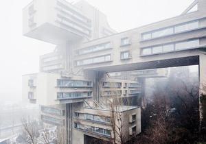 Неожиданности бетона: cоветский модернизм на выставке в Вене