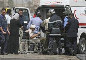 Захват католического храма в Багдаде: при освобождении заложников погибли 44 человека
