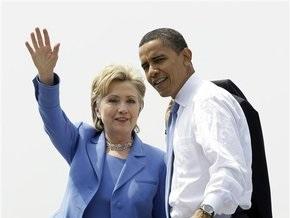 Хиллари Клинтон: Обама готов конструктивно сотрудничать с Россией