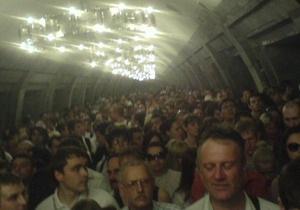 ЧП в киевском метро: новые подробности