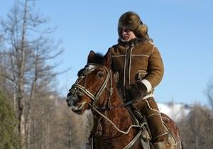Киргизские депутаты согласились присвоить горному пику имя Путина