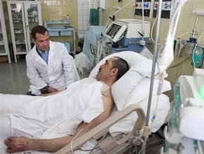 Выживший после покушения президент Ингушетии уже готов выйти на работу