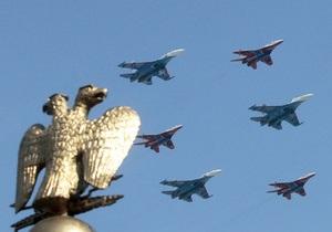 Фотогалерея: Русские идут, едут и летят. Парад победы в Москве