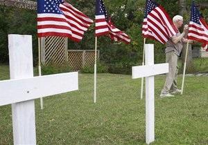 Восемь американских военнослужащих в Афганистане обвиняются в самоубийстве их сослуживца-китайца