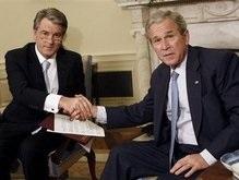 Буш: Америка  очень сильно поддерживает вашу демократию