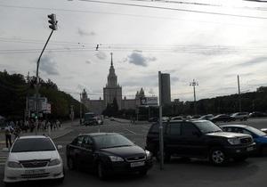 Названы самые угоняемые авто Москвы и Санкт-Петербурга
