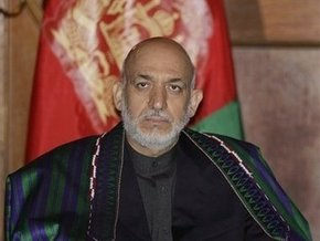 Президент Афганистана требует от США прекратить бомбардировки