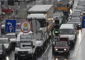 Власти планируют построить в Киеве новую транспортную развязку