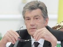 Ющенко гарантировал пребывание российского флота в Крыму до 2017 года