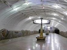 В Харькове остановилась одна из линий метро