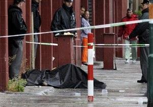 Стрельба в центре Братиславы: Жертвами 15-летнего наркомана стали семь человек